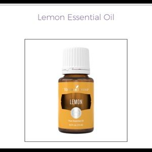 Young Living Lemon Essential Oil 15 ml NEW